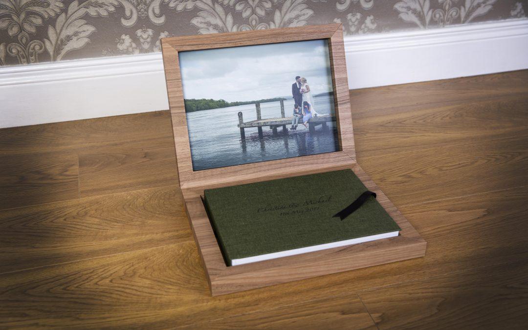 Bespoke Album for Northern Ireland Weddings