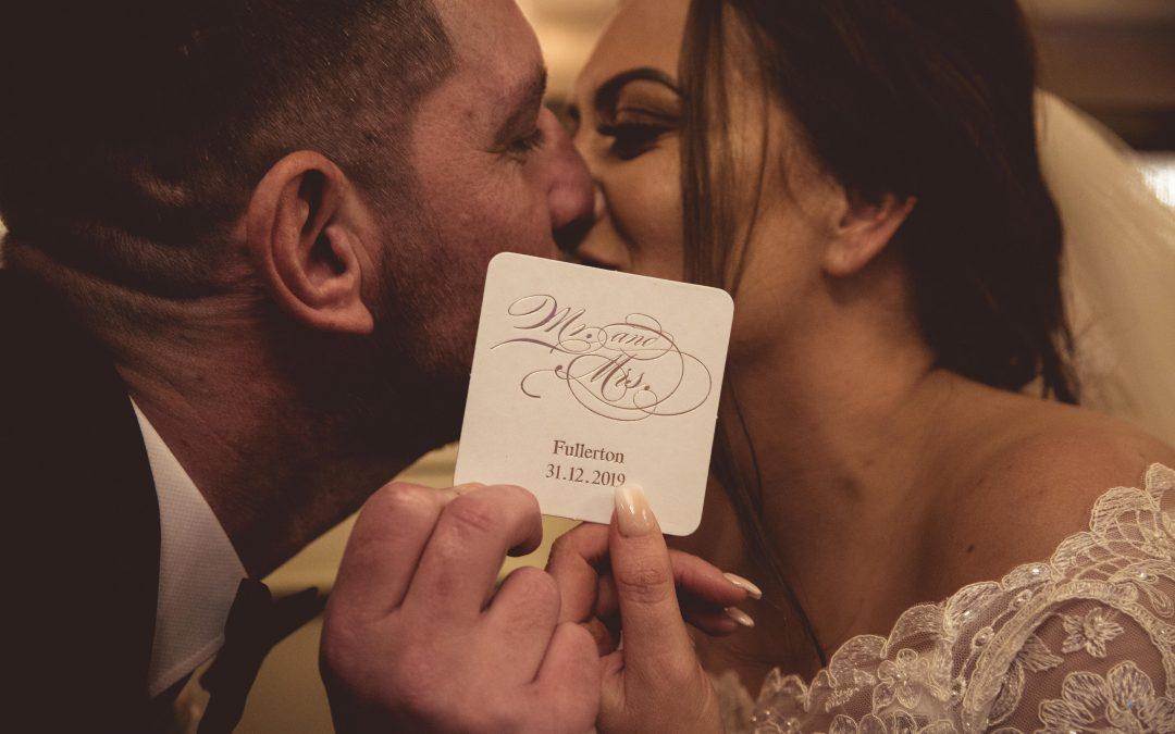 Balmoral Hotel Belfast Wedding – Fullerton/Scott Wedding